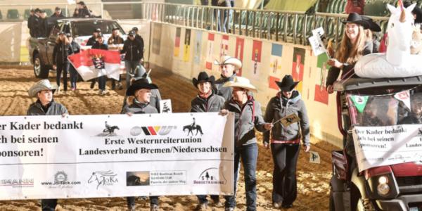Nachbesetzung Turnier-und Sportwar/in & Teilnahme German Open